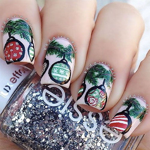 15-christmas-ornament-nail-art-designs-ideas-2016-xmas-nails-5
