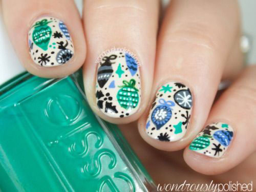 15-christmas-ornament-nail-art-designs-ideas-2016-xmas-nails-7