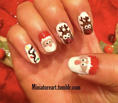 15-christmas-santa-nail-art-designs-ideas-2016-xmas-nails-13