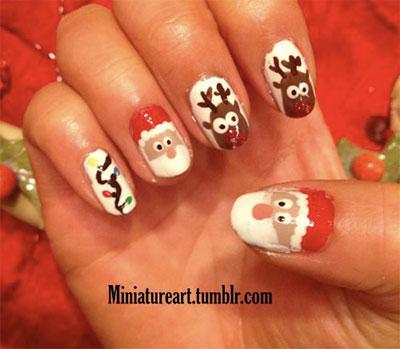 15-christmas-santa-nail-art-designs-ideas-2016-xmas-nails-13