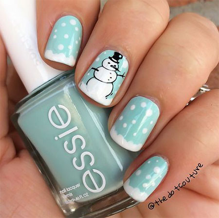 15-christmas-snowman-nail-art-designs-ideas-2016-xmas-nails-8