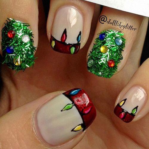 18-christmas-lights-nail-art-designs-ideas-2016-xmas-nails-10