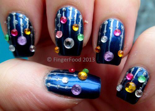 18-christmas-lights-nail-art-designs-ideas-2016-xmas-nails-14