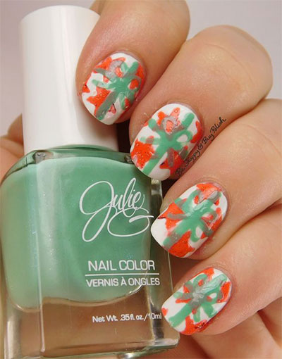 18-christmas-present-nail-art-designs-ideas-2016-xmas-nails-3