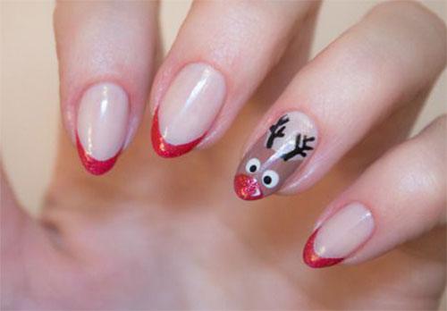 18-christmas-reindeer-nail-art-designs-ideas-2016-xmas-nails-15
