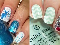 18-christmas-reindeer-nail-art-designs-ideas-2016-xmas-nails-f
