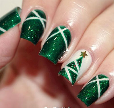 18-christmas-tree-nail-art-designs-ideas-2016-xmas-nails-17
