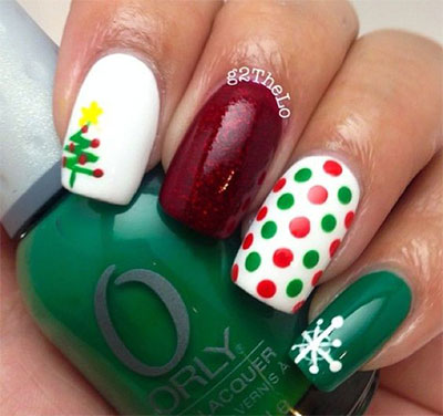 18-christmas-tree-nail-art-designs-ideas-2016-xmas-nails-5