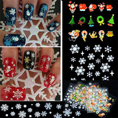 18-cute-christmas-nail-art-stickers-decals-2016-3