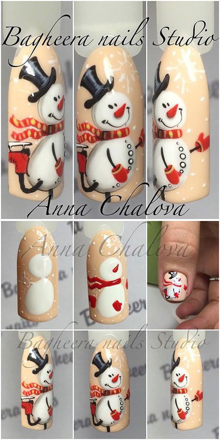 18-easy-step-by-step-christmas-nail-art-tutorials-for-beginners-2016-16