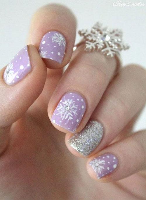 20-christmas-snowflake-nail-art-designs-ideas-2016-xmas-nails-12