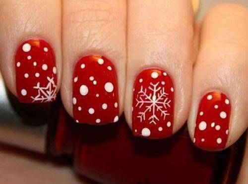20-christmas-snowflake-nail-art-designs-ideas-2016-xmas-nails-20