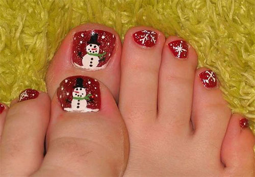 10-winter-toe-nails-art-designs-ideas-2016-2017-6