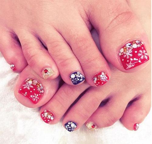 10-winter-toe-nails-art-designs-ideas-2016-2017-8
