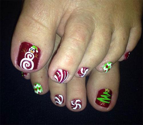 10-winter-toe-nails-art-designs-ideas-2016-2017-9