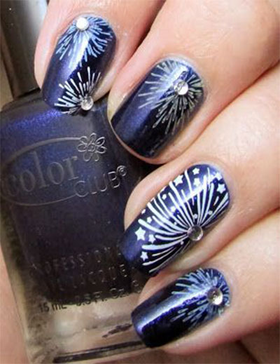15-easy-simple-fireworks-nails-art-designs-ideas-2016-2
