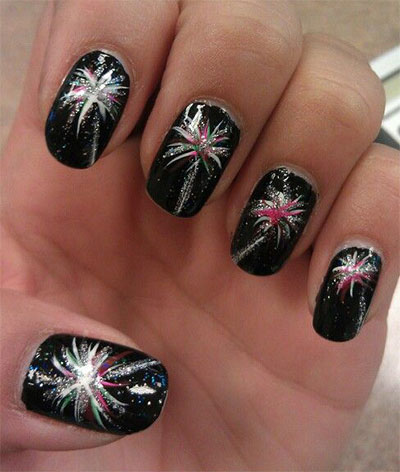 15-easy-simple-fireworks-nails-art-designs-ideas-2016-7