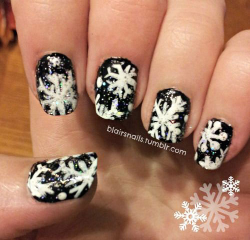 15-winter-snowflakes-nail-art-designs-ideas-2016-2017-14