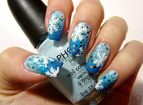 15-winter-snowflakes-nail-art-designs-ideas-2016-2017-7