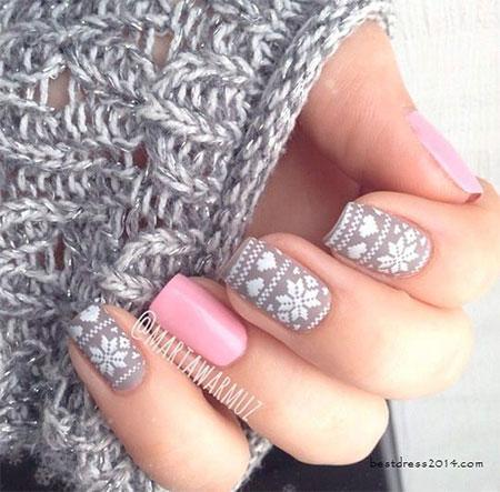 15-winter-sweater-nails-art-designs-ideas-2016-2017-13