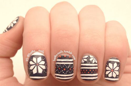 15-winter-sweater-nails-art-designs-ideas-2016-2017-14