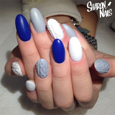 15-winter-sweater-nails-art-designs-ideas-2016-2017-15