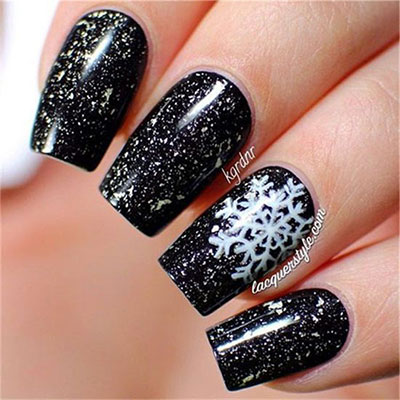 18-awesome-winter-black-nails-art-designs-ideas-2016-2017-11