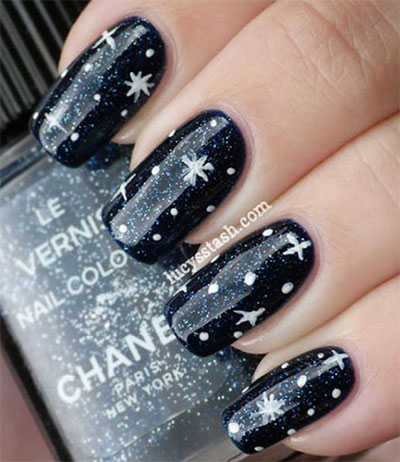 18-awesome-winter-black-nails-art-designs-ideas-2016-2017-7