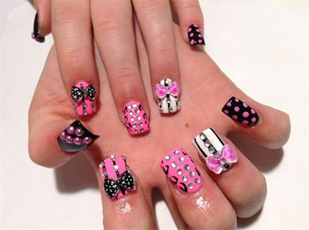 15-Cute-3d-Valentines-Day-Nail-Art-Designs-Ideas-2017-Vday-Nails-8
