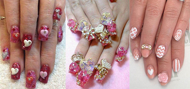 15-Cute-3d-Valentines-Day-Nail-Art-Designs-Ideas-2017-Vday-Nails-f