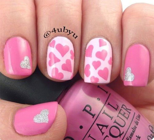 15-Pink-Valentines-Day-Nail-Art-Designs-Ideas-2017-Vday-Nails-9