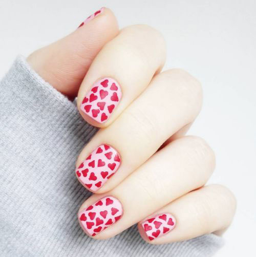 15-Valentines-Day-Heart-Nail-Art-Designs-Ideas-2017-Vday-Nails-12