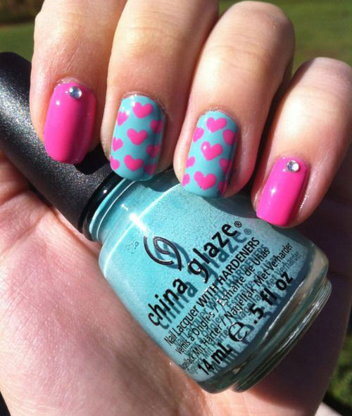 15-Valentines-Day-Heart-Nail-Art-Designs-Ideas-2017-Vday-Nails-5