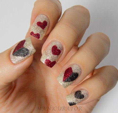 15-Valentines-Day-Heart-Nail-Art-Designs-Ideas-2017-Vday-Nails-7