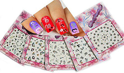 15-Valentines-Day-Nail-Art-Stickers-Decals-2017-14