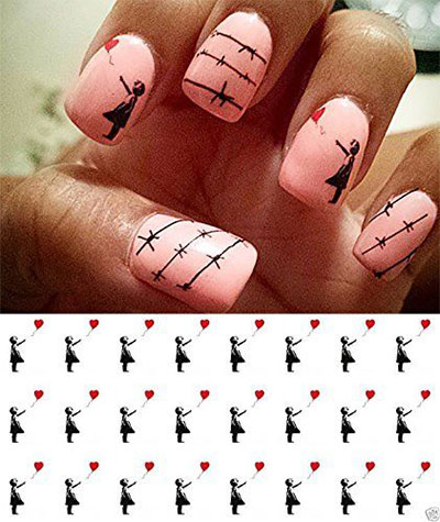 15-Valentines-Day-Nail-Art-Stickers-Decals-2017-5