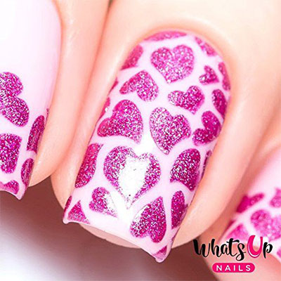 15-Valentines-Day-Nail-Art-Stickers-Decals-2017-9