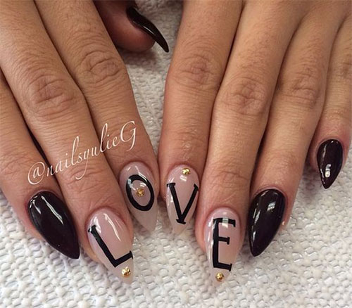 15-Valentines-Day-Pointy-Nail-Art-Designs-Ideas-2017-Vday-Nails-1