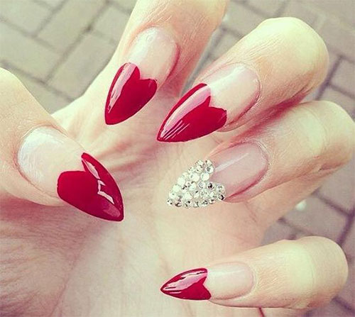 15-Valentines-Day-Pointy-Nail-Art-Designs-Ideas-2017-Vday-Nails-9