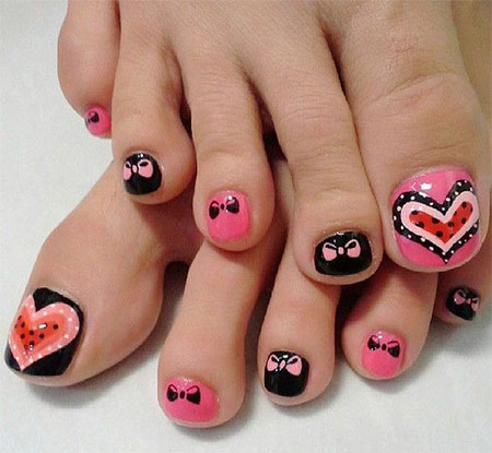 15-Valentines-Day-Toe-Nail-Art-Designs-Ideas-2017-Vday-Nails-6