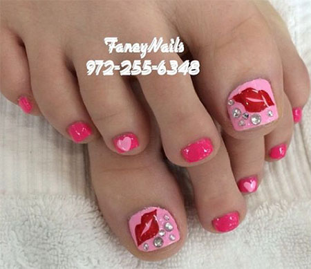 15-Valentines-Day-Toe-Nail-Art-Designs-Ideas-2017-Vday-Nails-8