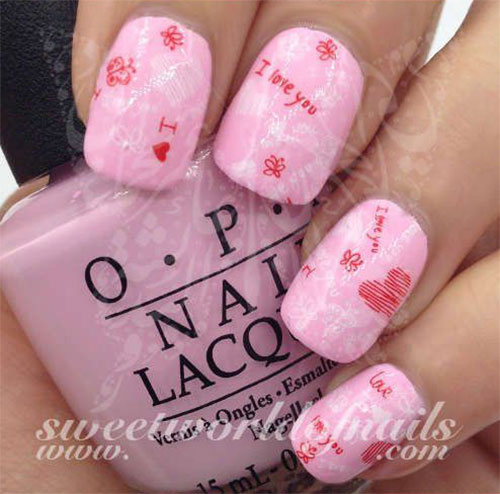 18-Cute-Romantic-I-Love-You-Nail-Art-Designs-Ideas-2017-Vday-Nails-4