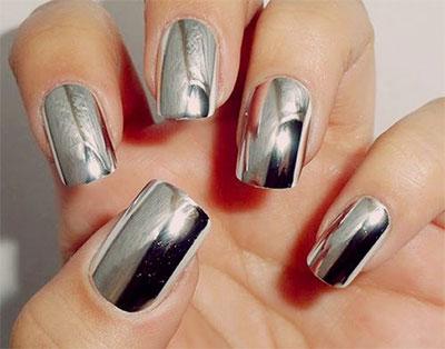 15-Amazing-Silver-Mirror-Nail-Art-Designs-Ideas-2017-Chrome-Nails-11