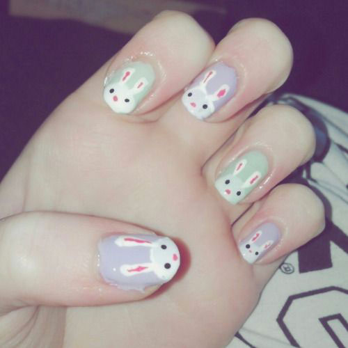 15-Easter-Bunny-Nails-Art-Designs-Ideas-2017-10