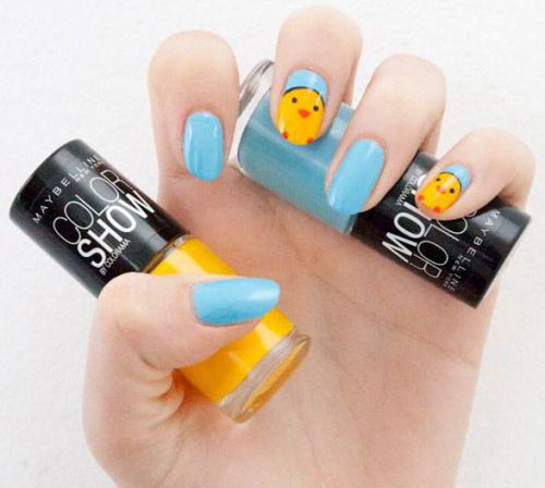 15-Easter-Chick-Nails-Art-Designs-Ideas-2017-11