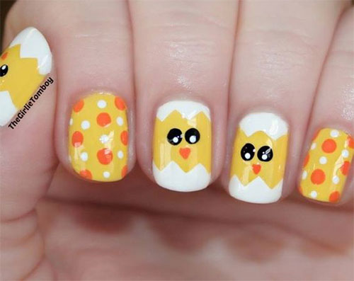 15-Easter-Chick-Nails-Art-Designs-Ideas-2017-12