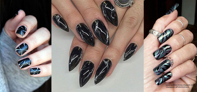 18-Black-Marble-Nails-Art-Designs-Ideas-2017-f