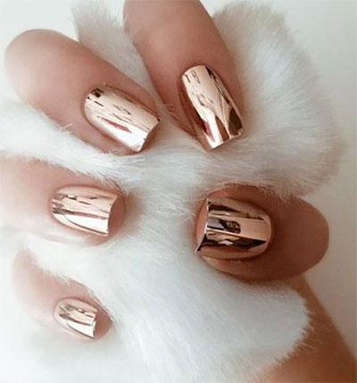 18-Gold-Metallic-Chrome-Nails-Art-Designs-Ideas-2017-10