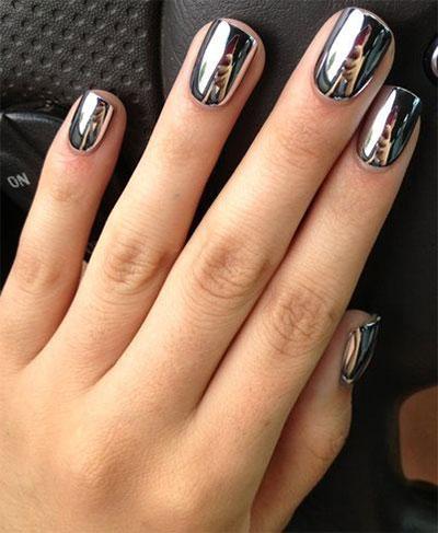 18-Gold-Metallic-Chrome-Nails-Art-Designs-Ideas-2017-15