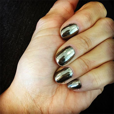 18-Gold-Metallic-Chrome-Nails-Art-Designs-Ideas-2017-6